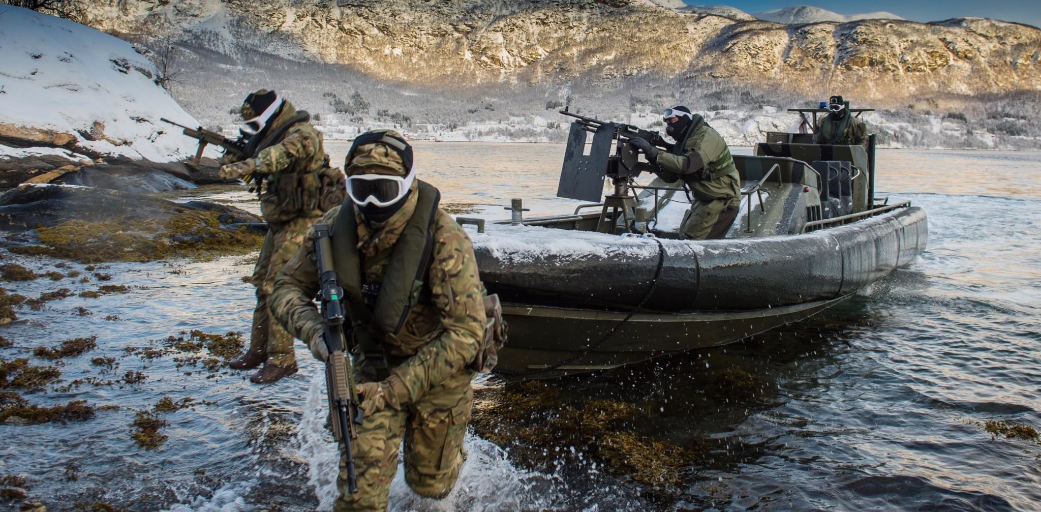 Vil sende 800 flere soldater til Norge