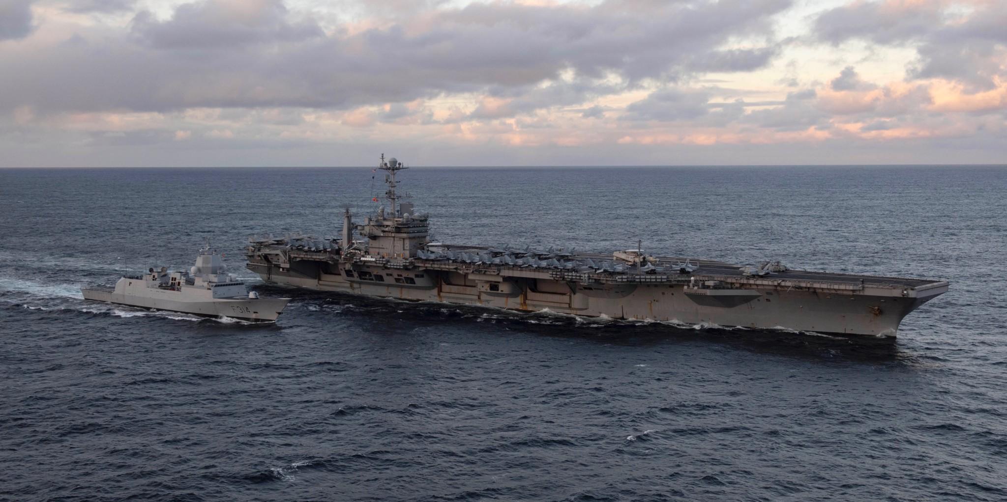 Kampen om Atlanterhavet