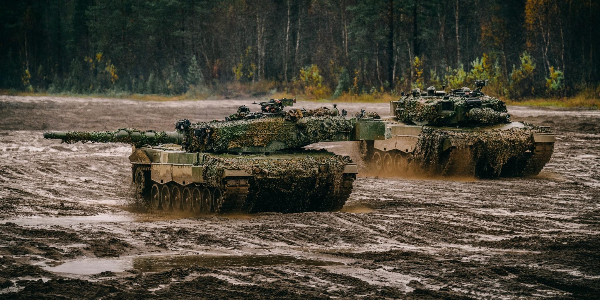 Ny stridsvognsutredning – nå hos FFI