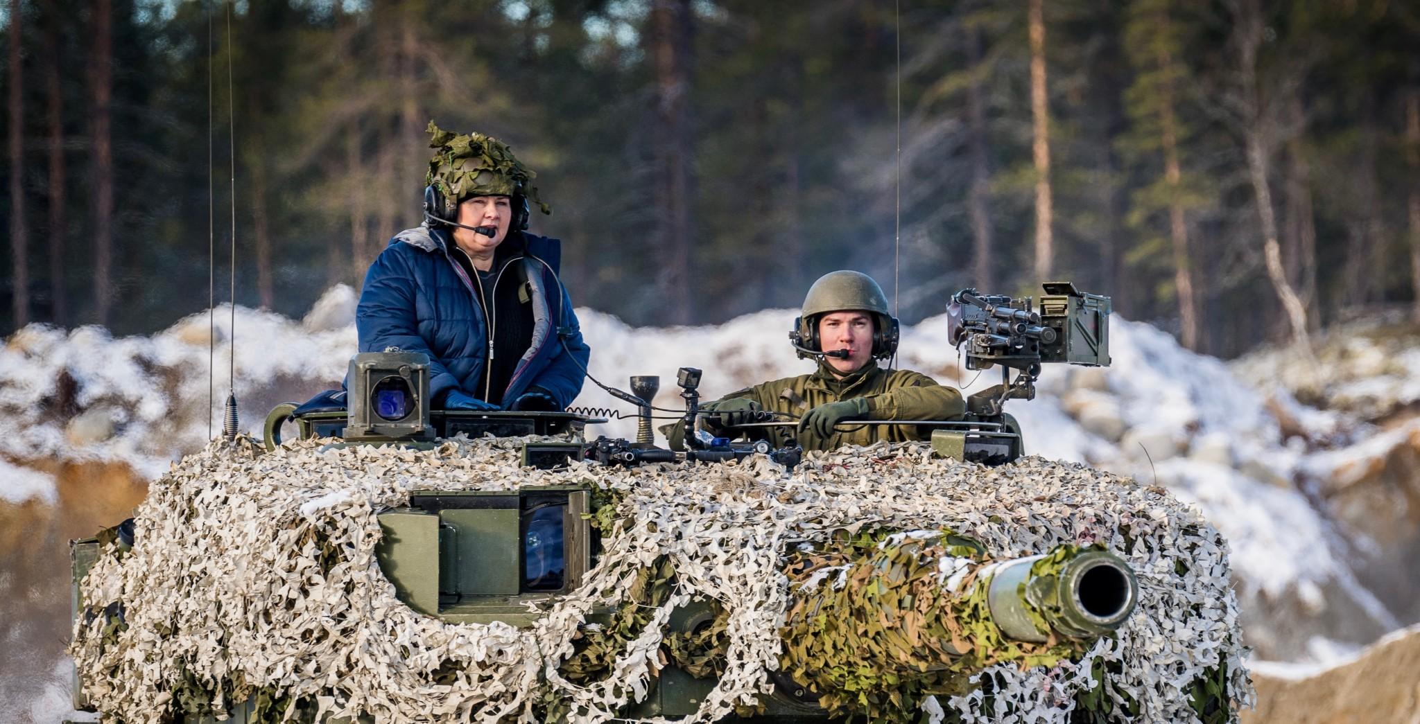 Europa ruster opp, mens Norge nøler