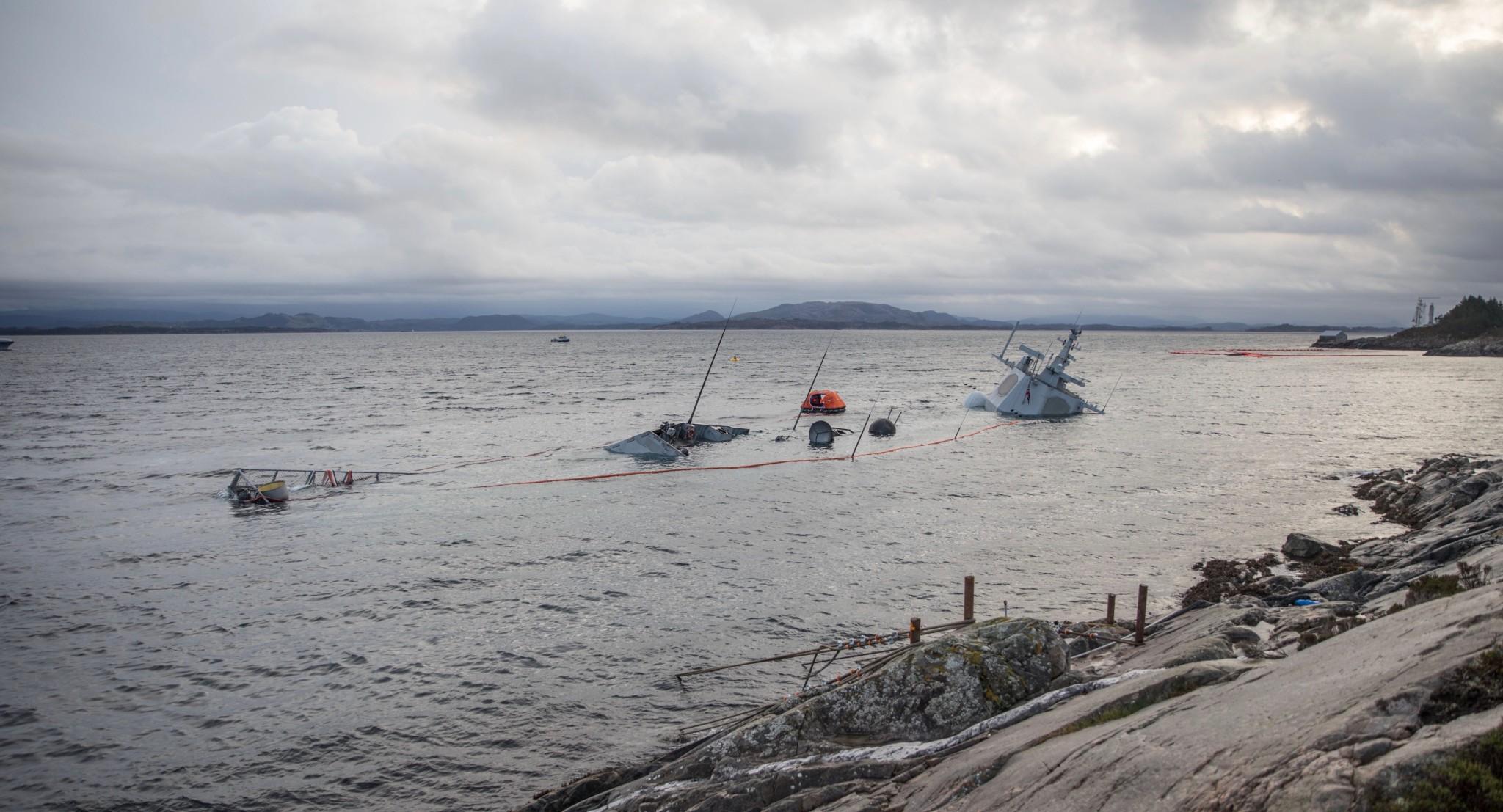 Sjøforsvaret ville spare penger på bergingen
