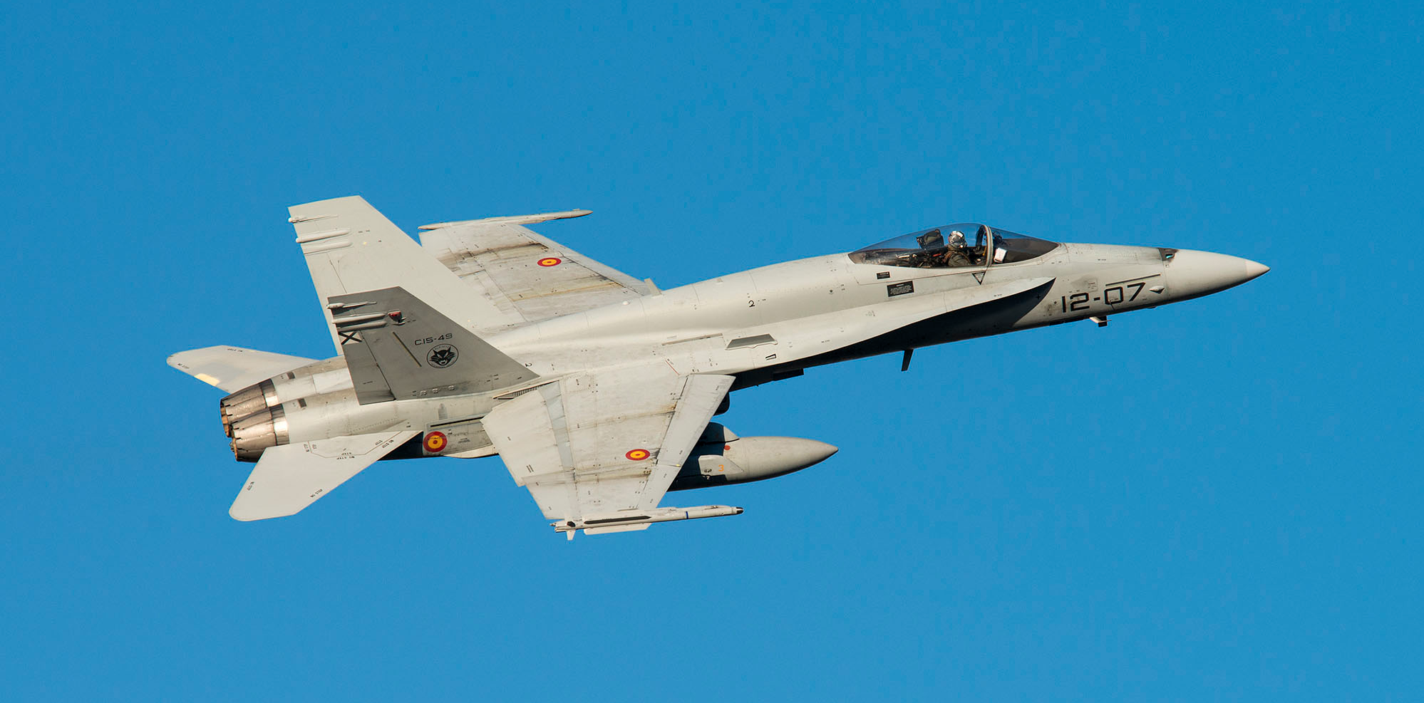 Urolig over britisk kampfly-fravær
