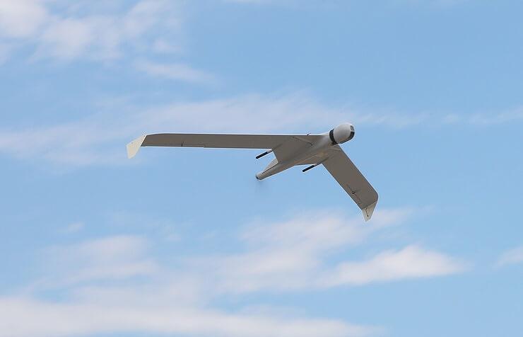Nye russiske droner i Arktis