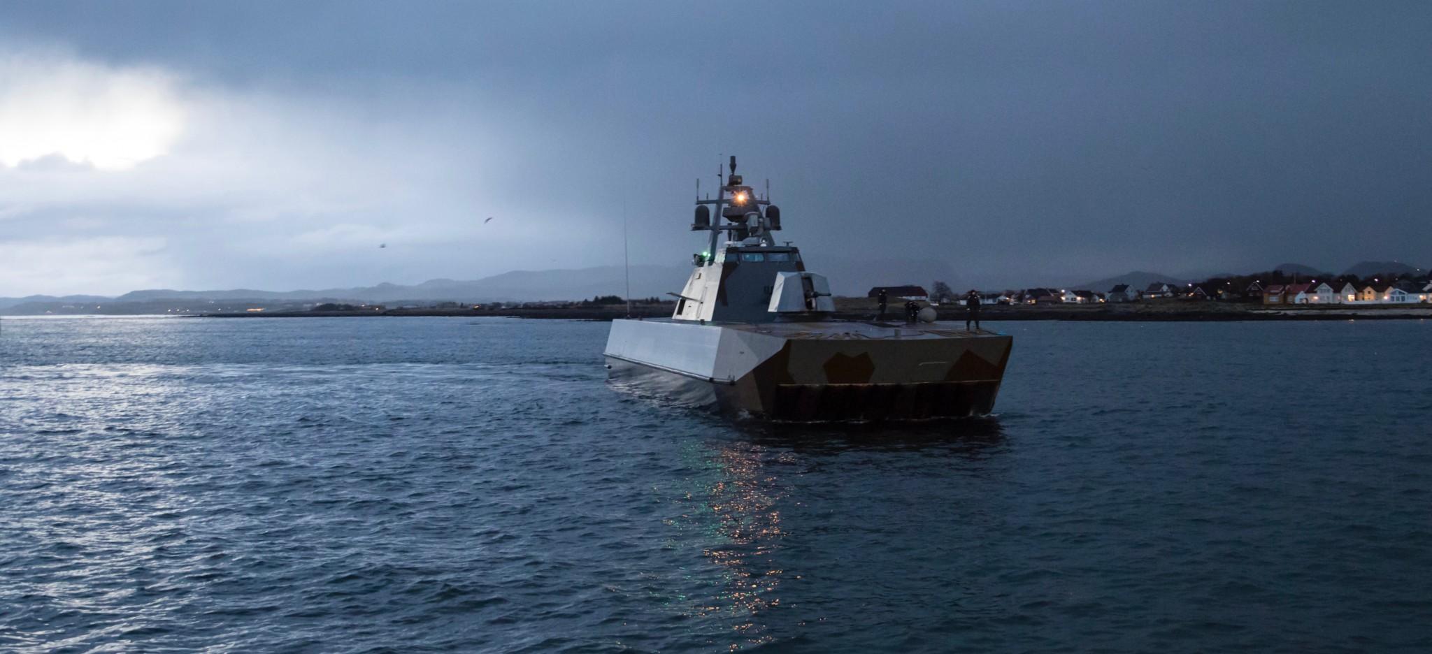a3658500 HURTIGGÅENDE: Sjøforsvarets seks korvetter er hurtiggående og en  slagkraftig kapasitet. De kan ikke avhendes. Vi bør i stedet få flere  korvetter.