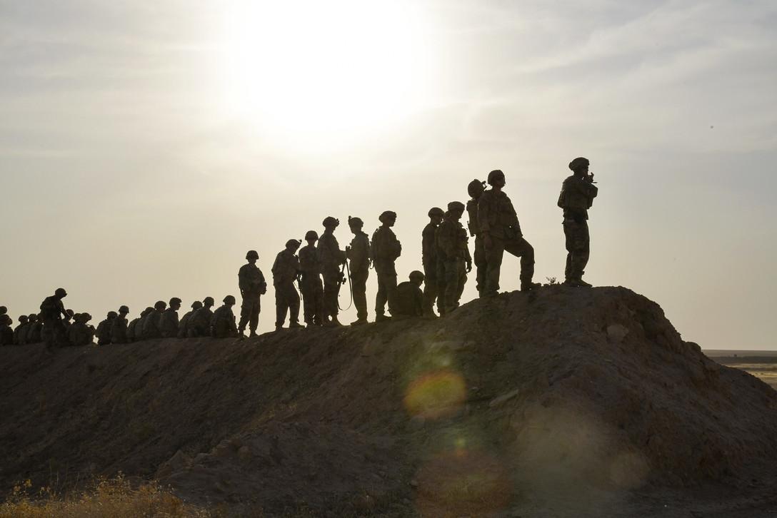 Vil ikke beholde 1.000 soldater i Syria