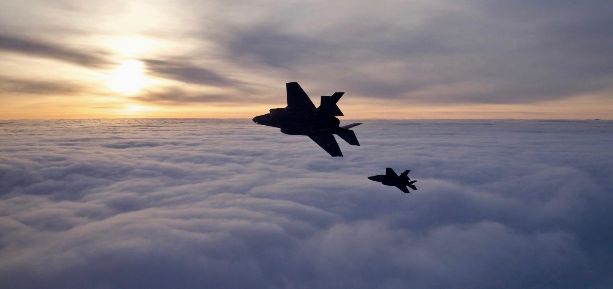 F-35-innfasingen kan være i fare