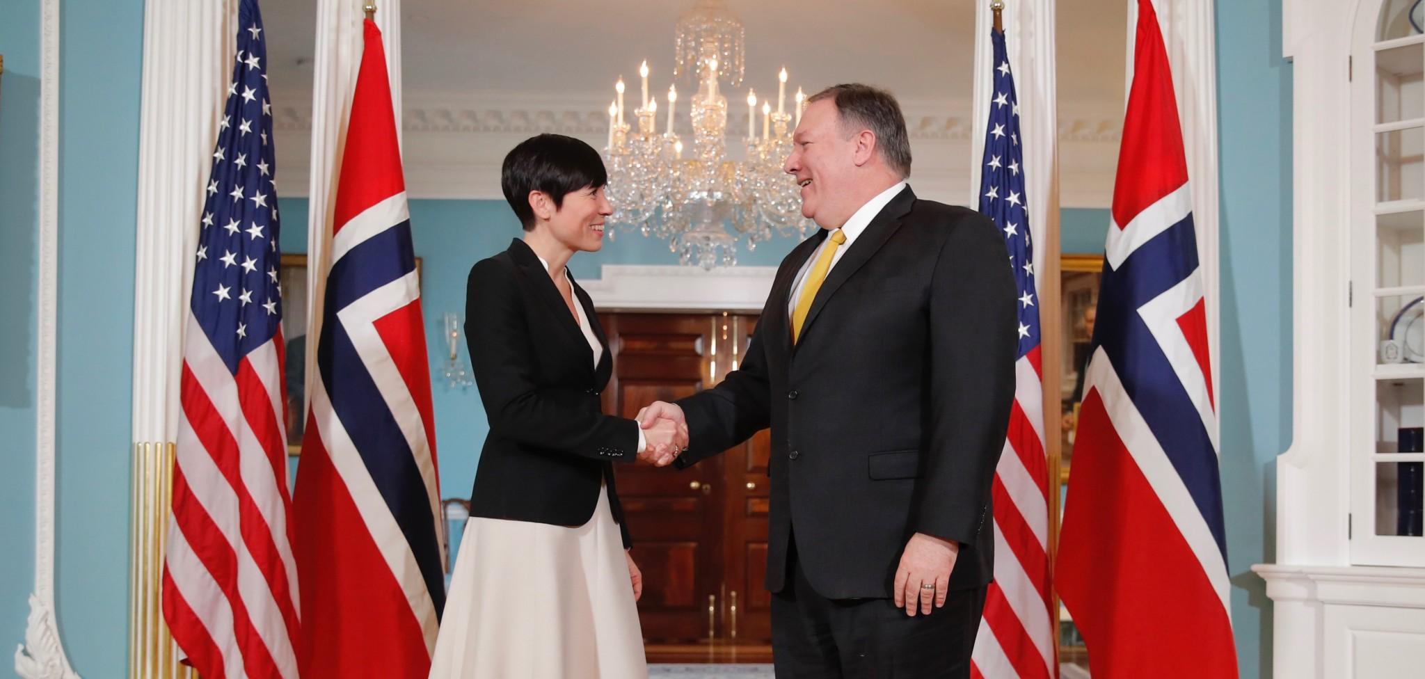 Norge vil ikke hente hjem fremmedkrigere
