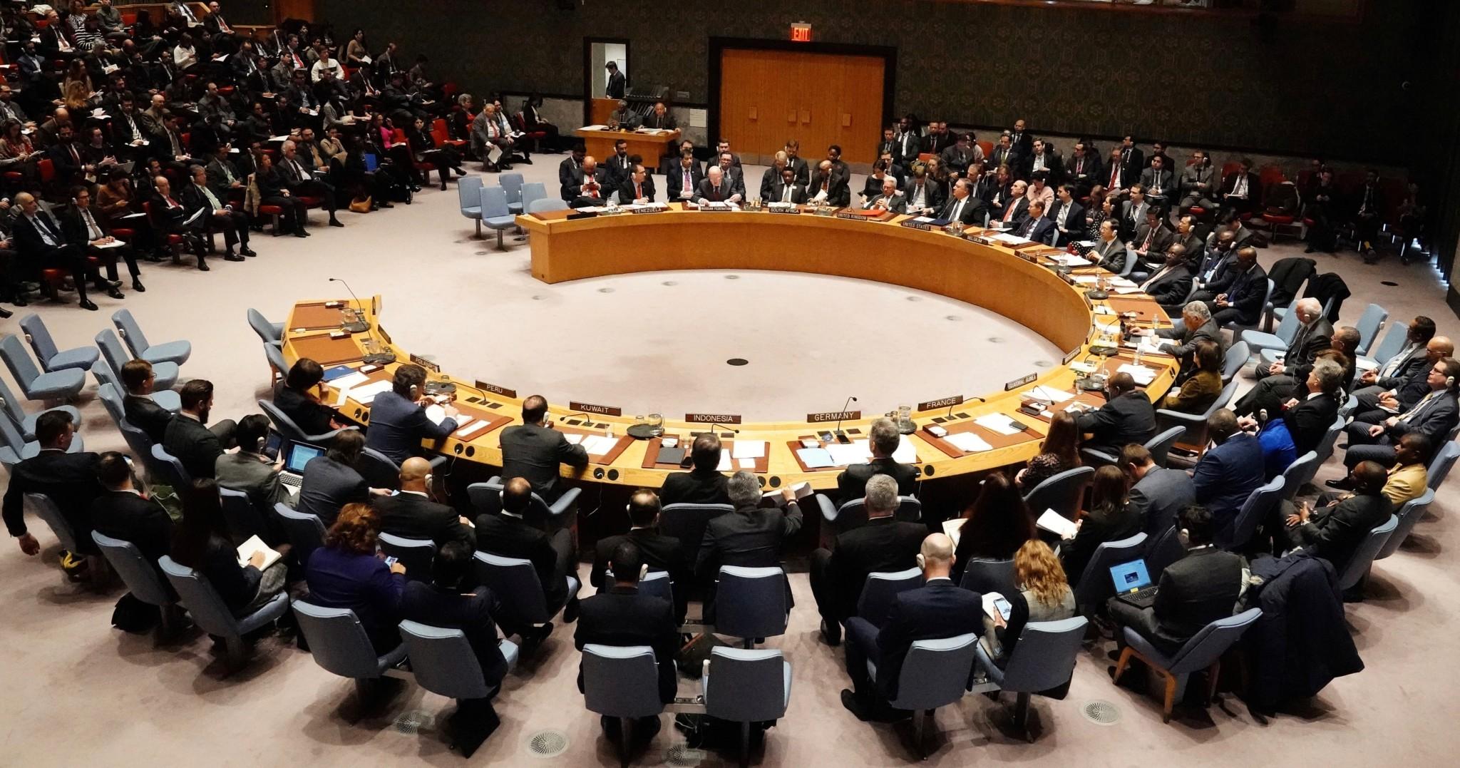 Fordelene med norsk sete i Sikkerhetsrådet