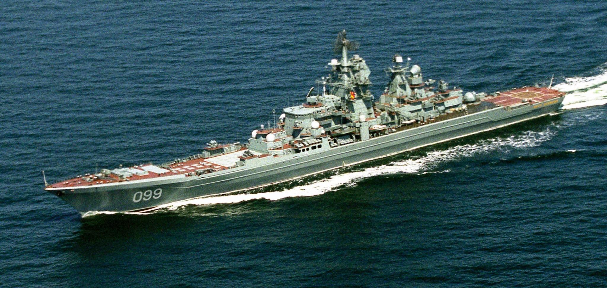 Massiv russisk militærmanøver i norskehavet