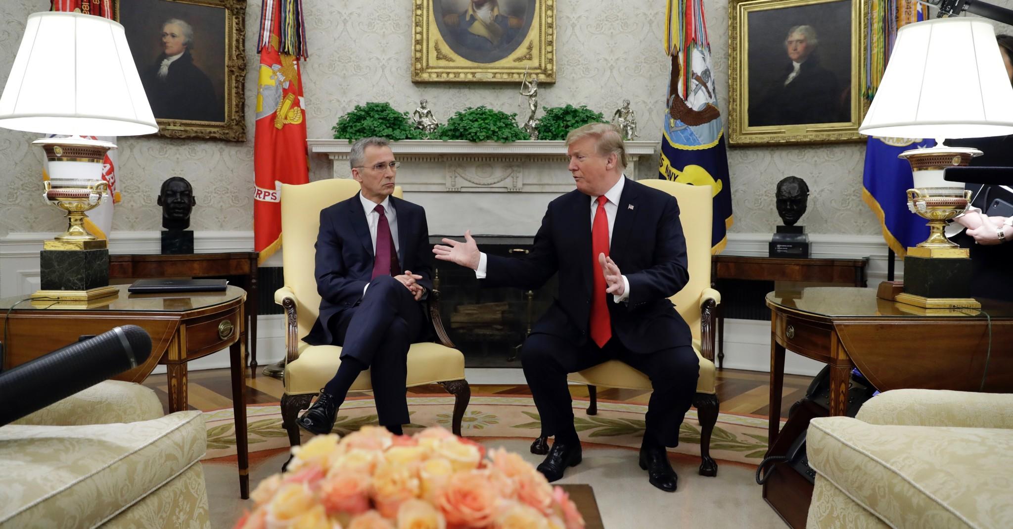 Trump: – Ikke i tvil om hvem jeg ville ha