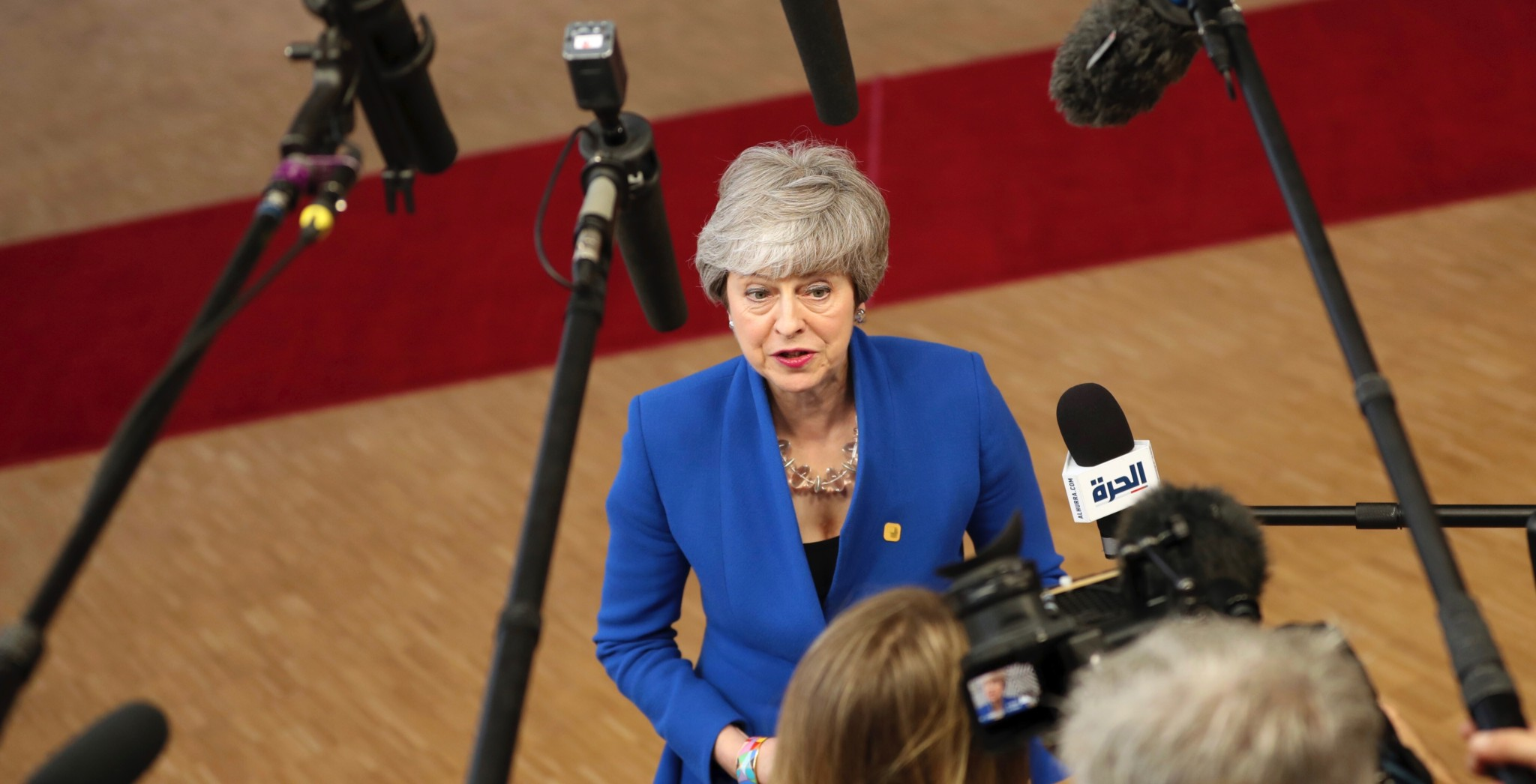 Brexit utsatt til 31. oktober