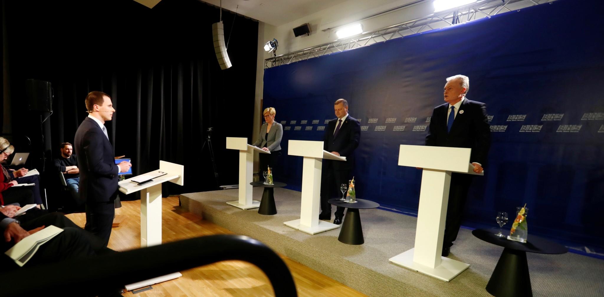 Mot ny valgrunde i Litauen