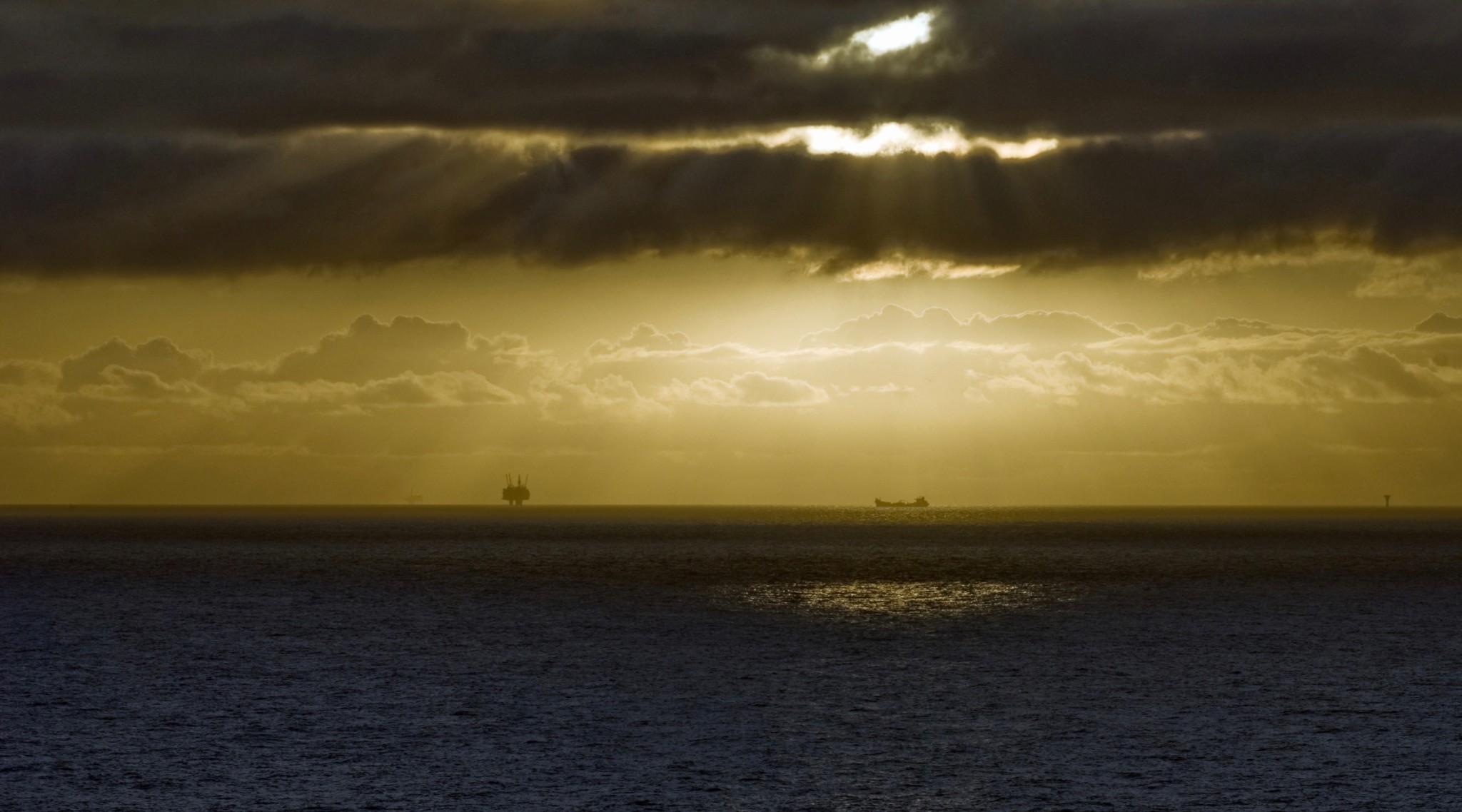 Ville bruke atomvåpen i Nordsjøen